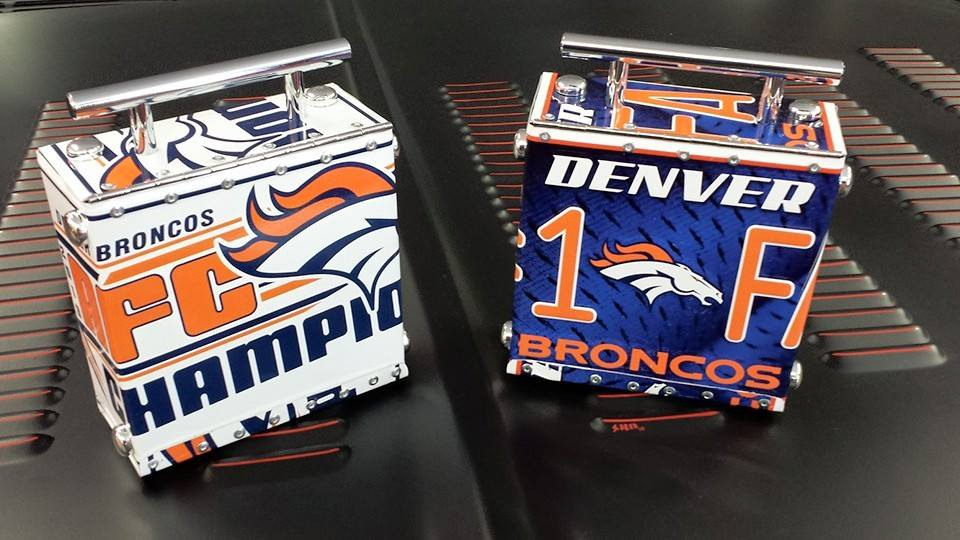 bronco gear, AFC Champions