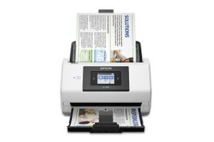 Epson Network Scanner, Epson Color Document Scanner, Epson DS-780